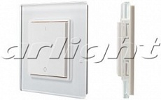 Панель SR-EN9001-RF-UP White (DIM, 1 зонa)